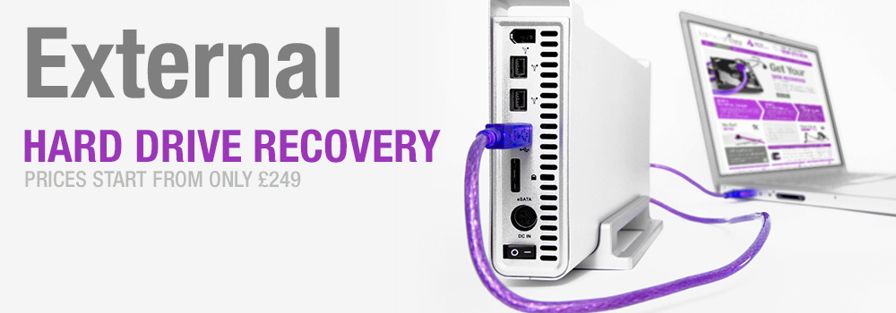 External Hard Drive Recovery